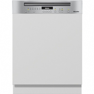 Miele G7100SCi Semi-integrated dishwasher with 3D MultiFlex tray - Stainless Steel